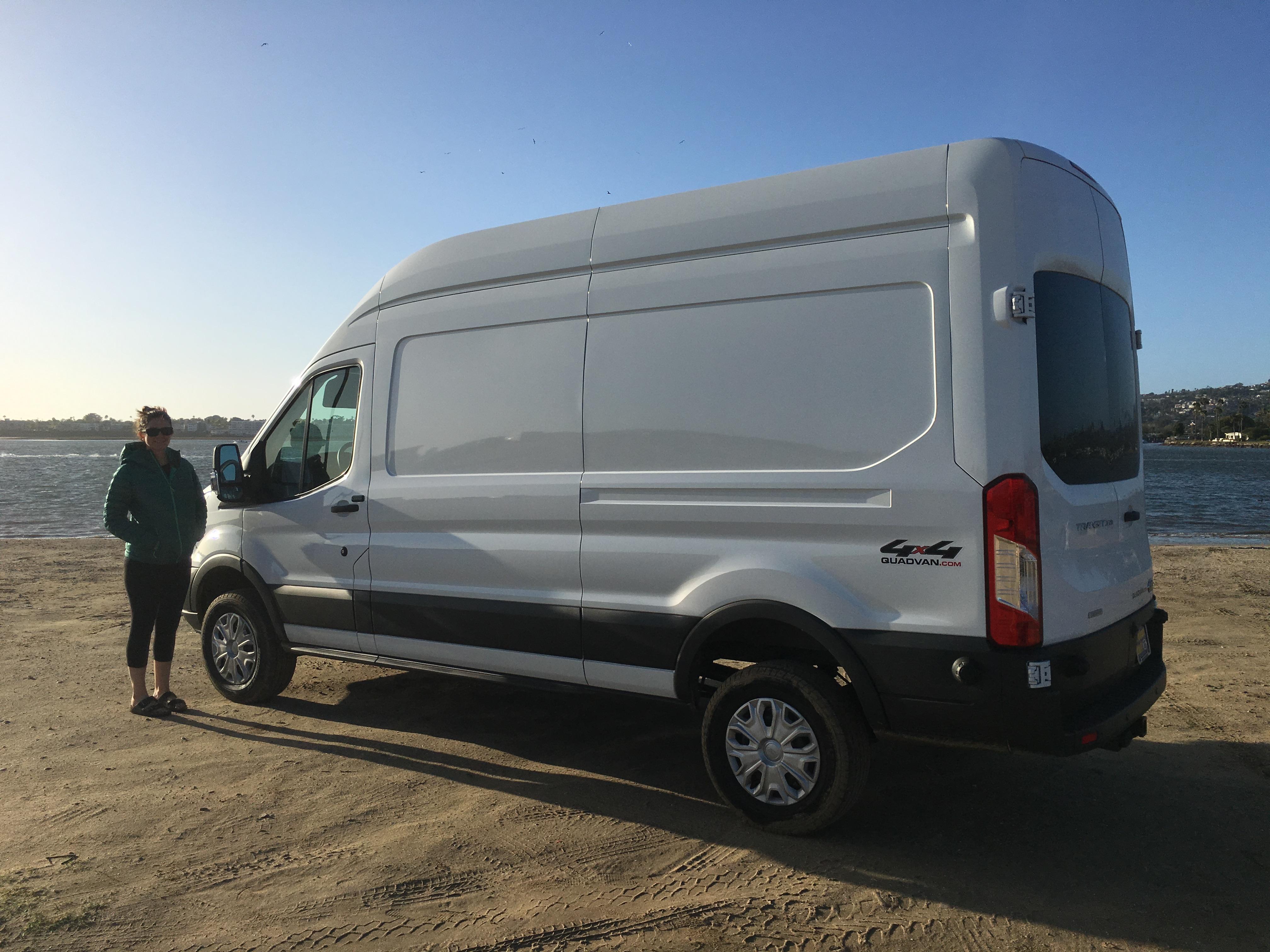 Introducing Gidget The Van