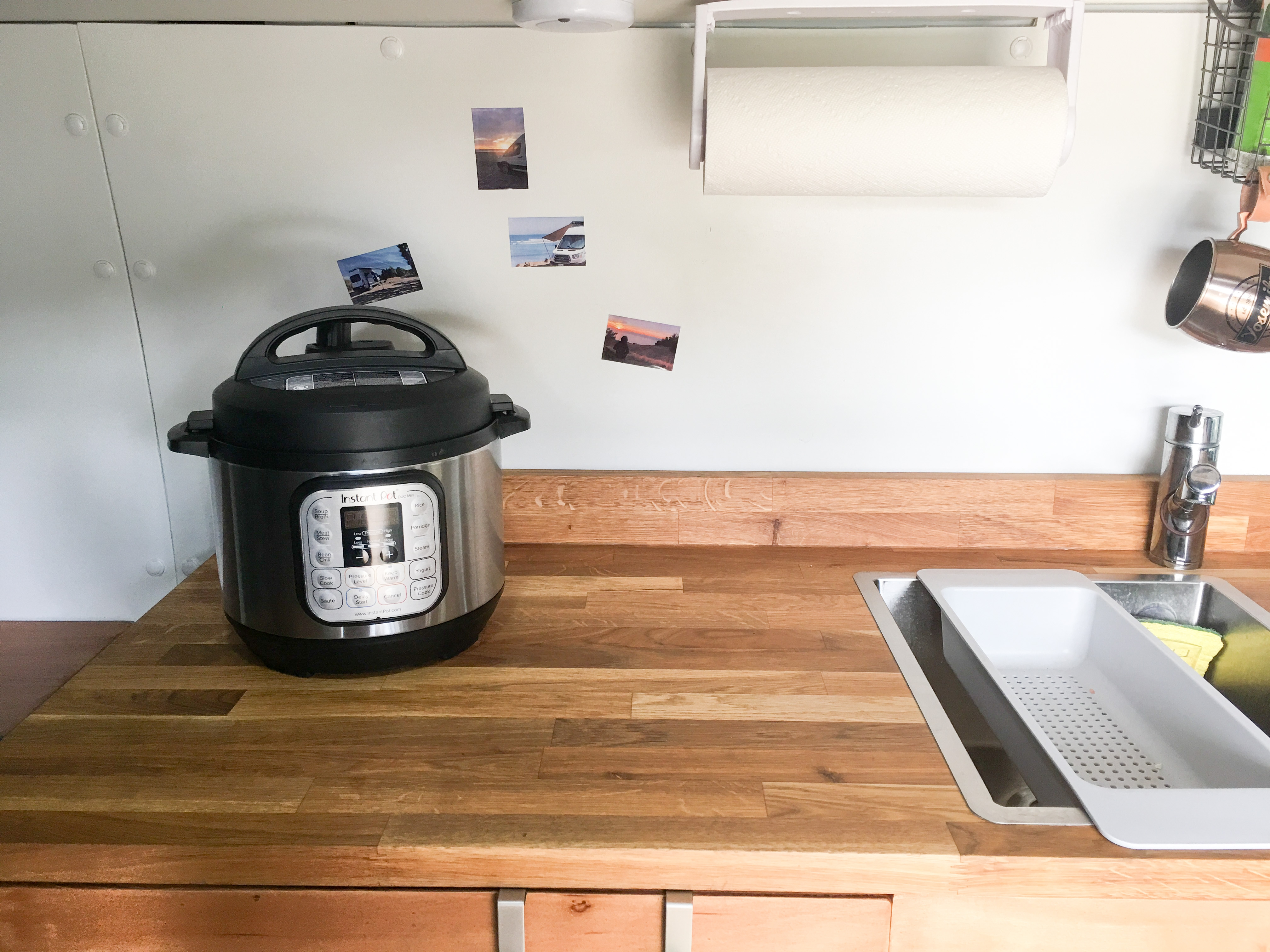 Van Cooking With An Instant Pot - Morey's In Transit